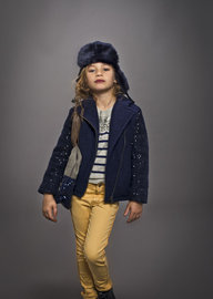 Fall Winter Look Niña