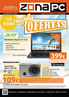 Ofertas de Zona PC, Revista julio/agosto