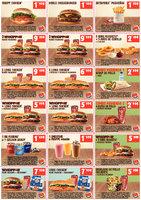 Ofertas de Burger King, Cupones para disfrutar y ahorrar