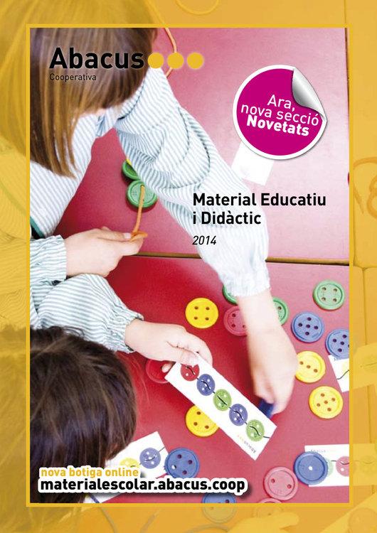 Ofertas de Abacus, Material Educatiu i Didàctic - Català