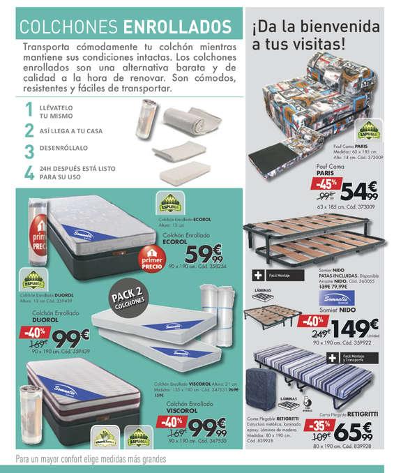 Casas cocinas mueble conforama valencia catalogo for Muebles conforama valencia