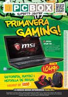 Ofertas de PC Box, Primavera gamimg!