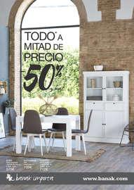 Todo a mitad de precio. -50% - Ourense