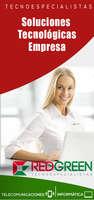 Ofertas de RedGreen, Soluciones tecnológicas para empresas