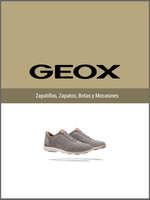 Ofertas de Geox, Zapatillas, Zapatos, Botas y Mocasines