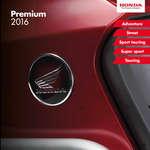 Ofertas de Honda, Premium