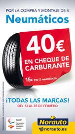40€ en cheque de carburante