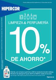 10% de ahorro