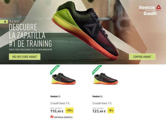 Ofertas de Forum Sport, Descubre la zapatilla #1 de training