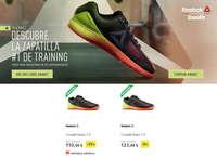Descubre la zapatilla #1 de training