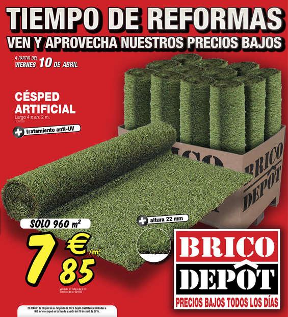 Ofertas de Bricodepot, Tiempo de reformas - Toledo