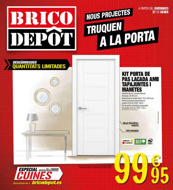 Bricodepot tarragona ofertas cat logo y folletos ofertia for Telefono bricodepot valencia
