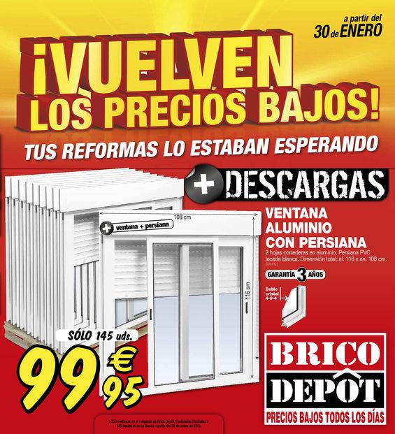 Ofertas de Bricodepot, ¡Vuelven los precios bajos!