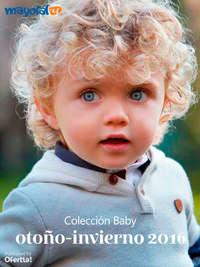 Colección Baby. Otoño-Invierno 2016