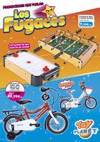 Ofertas de Toy Planet, Los fugaces