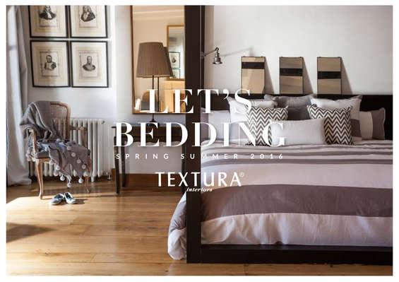 Ofertas de Textura, Let's Bedding