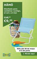 Ofertas de IKEA, Diseñada para cambiar contigo el sol y el mar