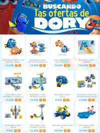 Buscando las ofertas de Dory