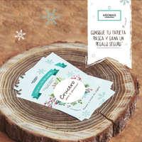 Consigue tu tarjeta rasca y gana un regalo seguro