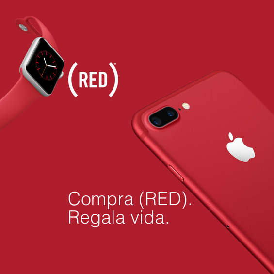 Ofertas de Apple Store, iPhone Red