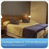 Consigue un 15% de descuento en hoteles