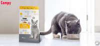 Pienso para gatos adultos Compy Supreme Pollo y Arroz