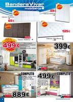 Comprar dormitorio juvenil barato en v lez m laga ofertia for Muebles bandera vivar catalogo