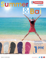 Ofertas de Eroski, Summer & Bai