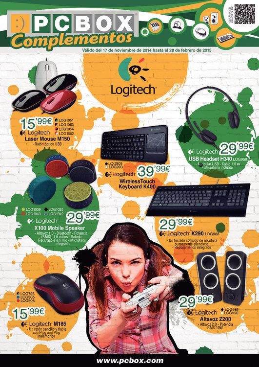 Ofertas de PC Box, Complementos