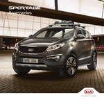 Ofertas de Kia Motors, Accesorios Sportage