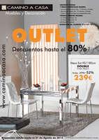 Ofertas de Camino A Casa, Outlet. Hasta -80%