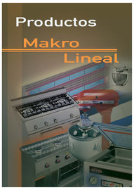 Productos Makro Lineal