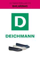 Ofertas de Deichmann, ¡Rebajas en bailarinas!