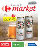 Ofertas de Carrefour Market, Hola, soy tu market