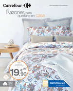 Ofertas de Carrefour, Razones para quedarte en casa