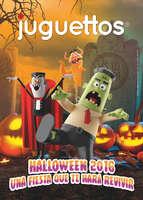 Ofertas de Juguettos, Halloween 2016. Una fiesta que te hará revivir