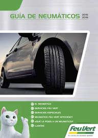 Guía de neumáticos 2015