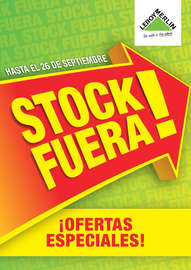 Stock Fuera!