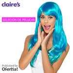 Ofertas de Claire's, Selección de pelucas
