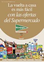 Ofertas de El Corte Inglés, La vuelta a casa es más fácil con las ofertas del Supermercado