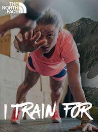 I train for