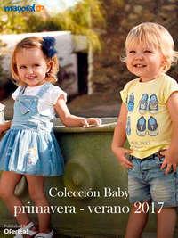 Colección Baby. Primavera-Verano 2017