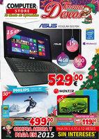 Ofertas de Computer Store, Tenemos todos tus deseos de Navidad