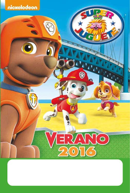 Ofertas de Super Juguete, Verano 2016