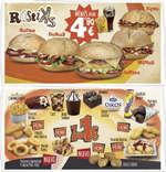 Ofertas de Pans & Company, Rústiks y zona 1€