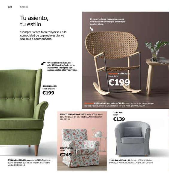 Comprar sillones orejeros barato en v lez m laga ofertia - Rapimueble catalogo 2016 ...