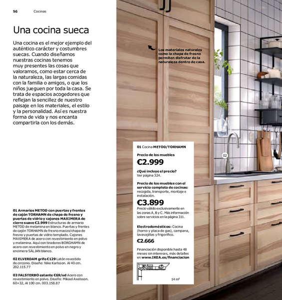 Comprar estanter as de cocina barato en barcelona ofertia for Ikea gran via telefono