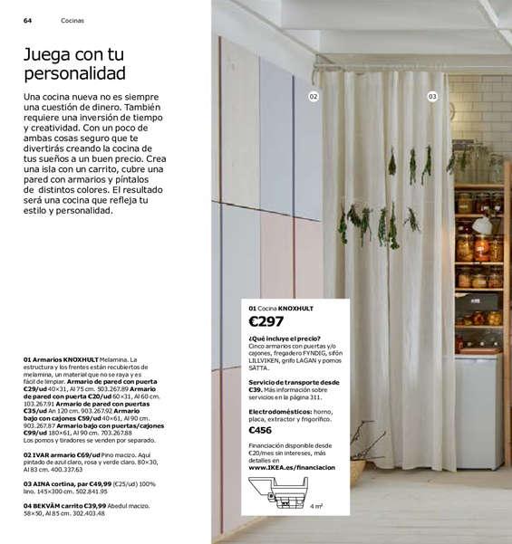 IKEA Cortinas - Ofertas y catálogos destacados - Ofertia