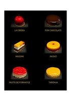 Ofertas de La Pastisseria, Selección de pasteles