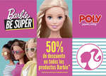 Ofertas de Poly Juguetes, Barbie Be Super